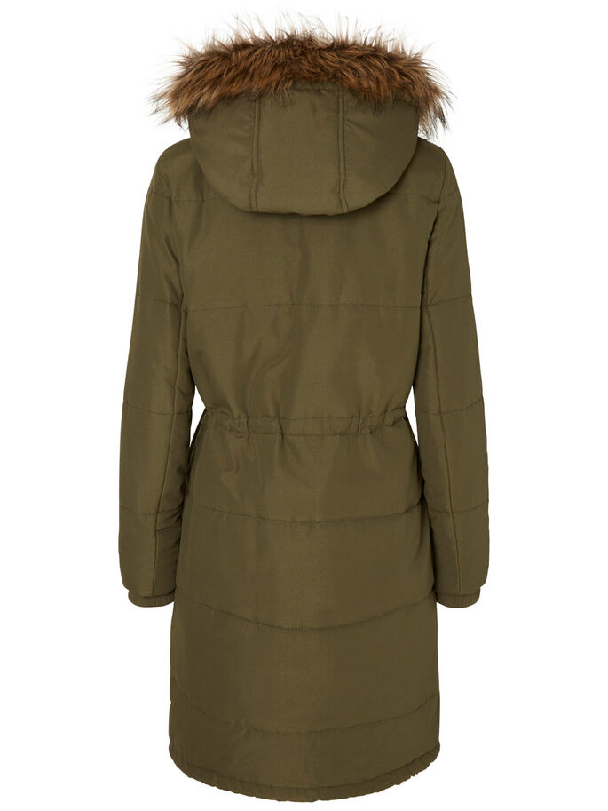 WINTER COAT, Ivy Green, large