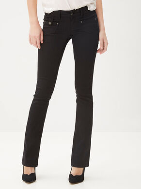 DINA LW FLARED JEANS