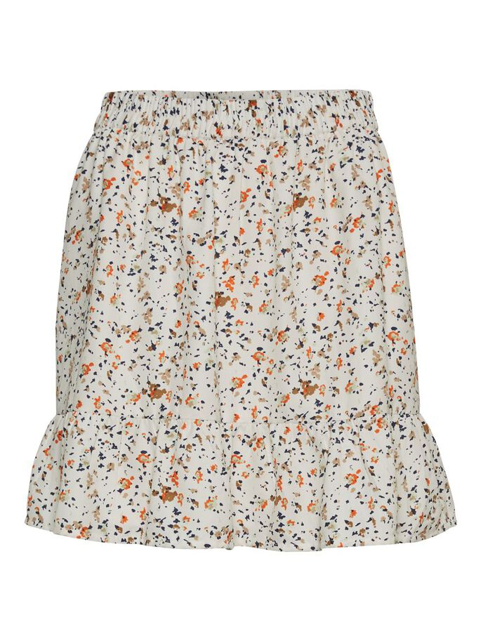PRINTED MINI SKIRT, Birch, large