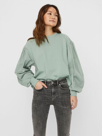 LOOSE SLEEVED BLOUSE