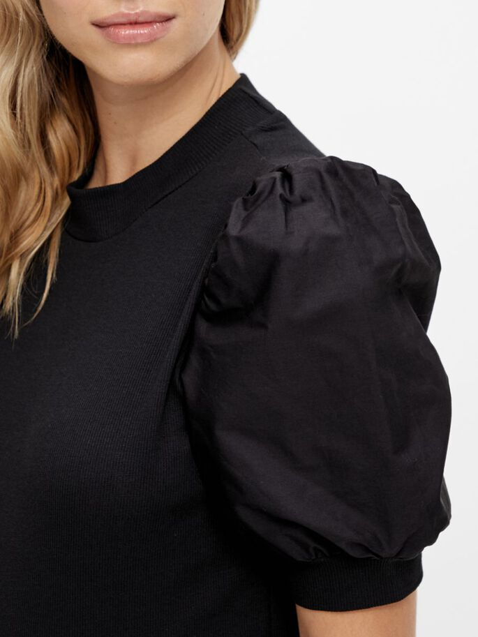 MLGRY MATERNITY TOP, Black, large