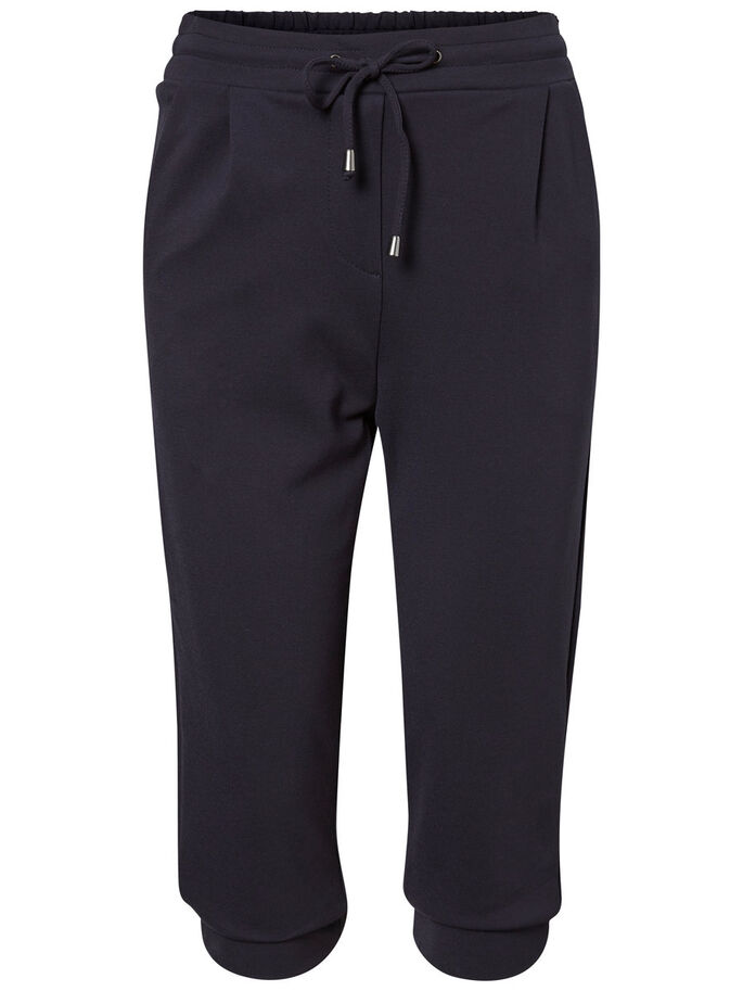 RORY LOOSE FIT CAPRIS, Navy Blazer, large