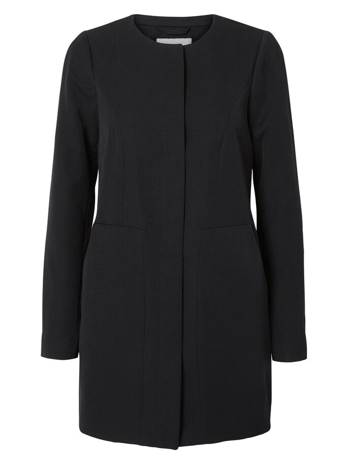 TRANSITIONAL JACKET, Black, large