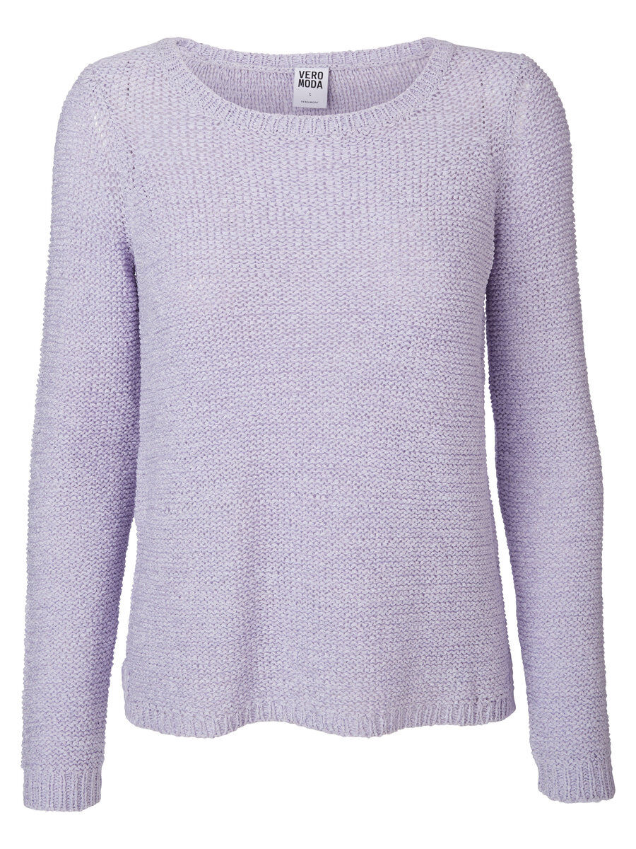 Pullover Pullover Large Maille Maille Large Pullover Maille Heather Heather Purple Purple F0fqw5xZ