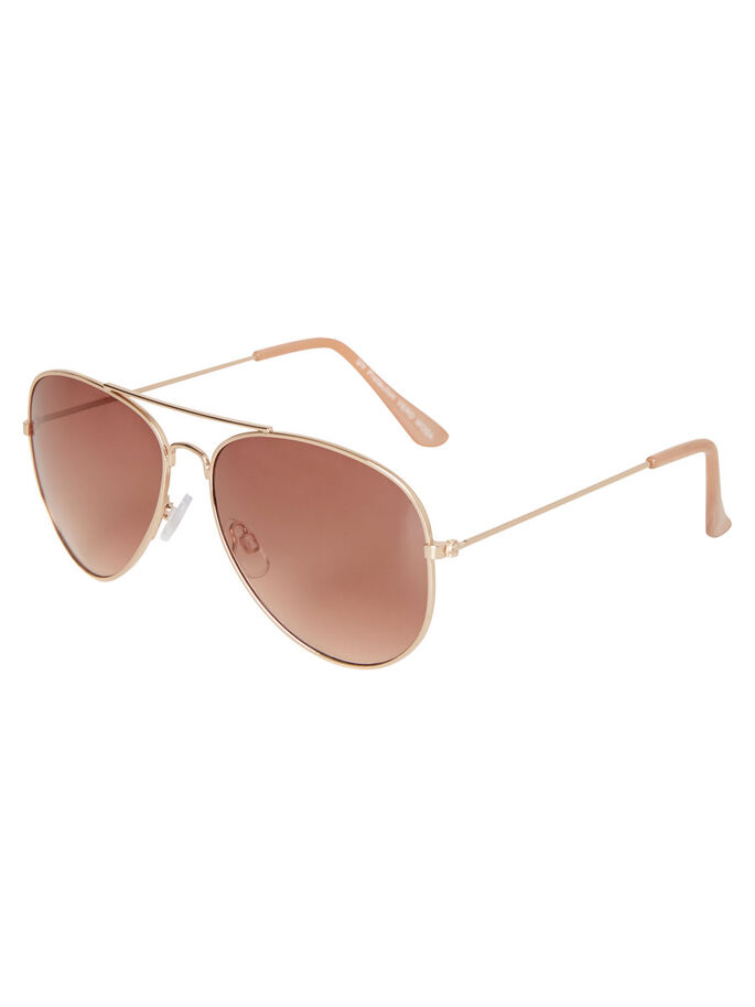 CLASSIC SUNGLASSES, Pale Gold, large