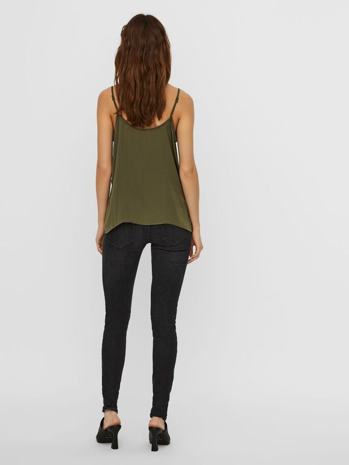 SINGLET TOP, Ivy Green, large
