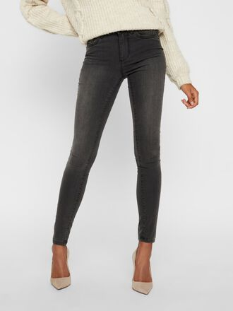 VMTANYA NORMAL WAIST SLIM FIT JEANS