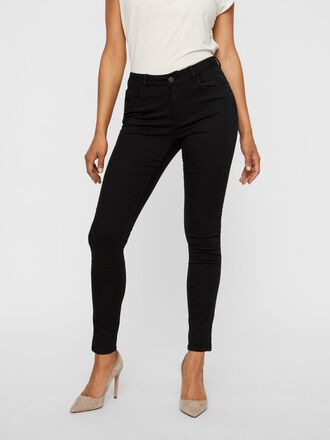 VMSEVEN CROPPED NORMAL WAIST SLIM FIT JEANS