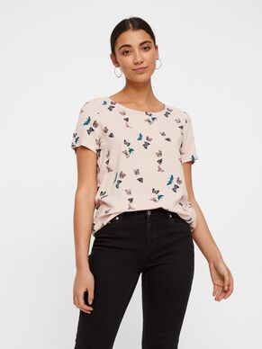 fa5063927792a SHORT SLEEVED TOP
