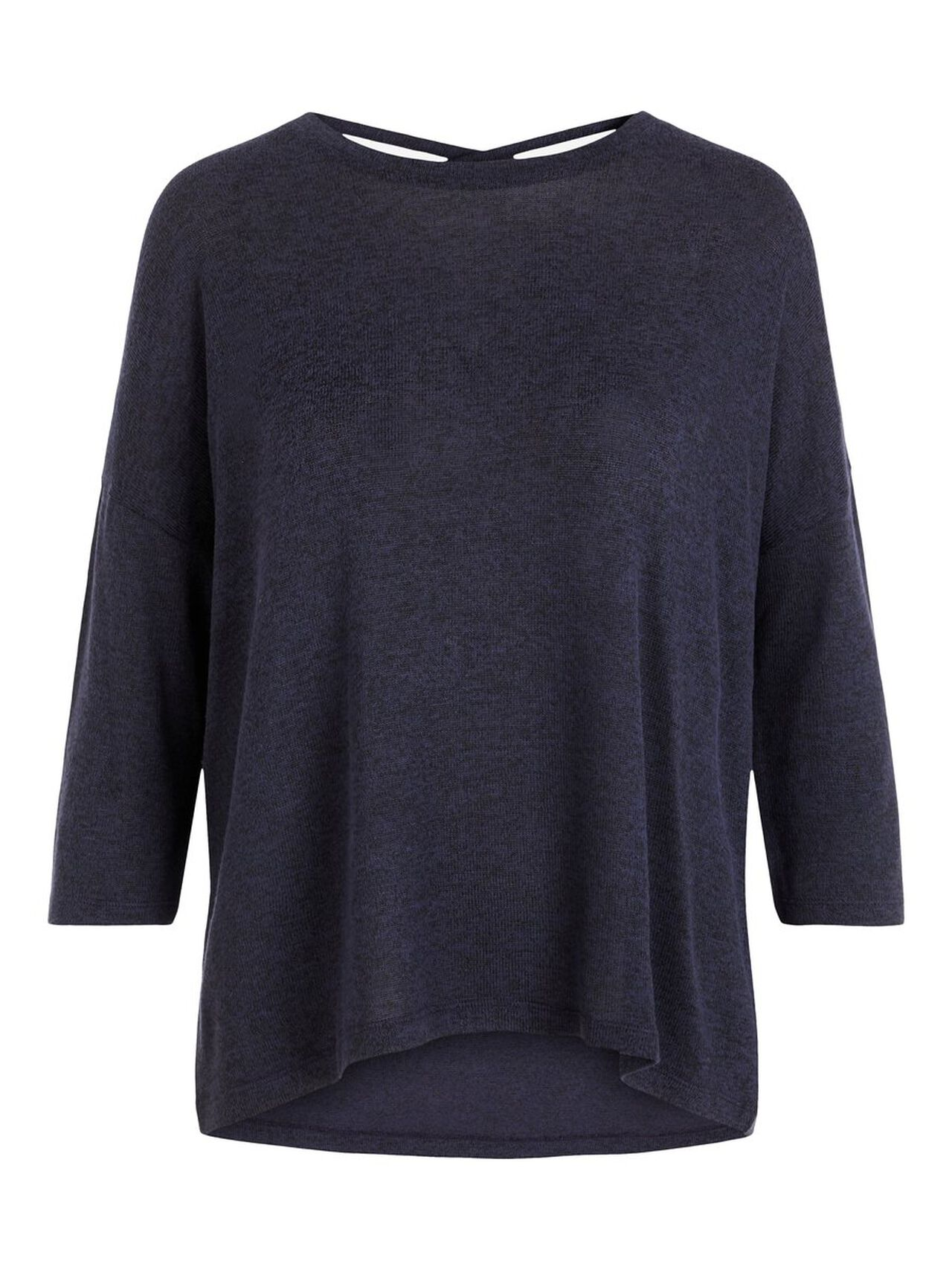 online store e17b0 dc4a5 VERO MODA OVERSIZED STRING KNITTED PULLOVER