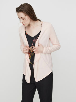 LONG SLEEVED CARDIGAN