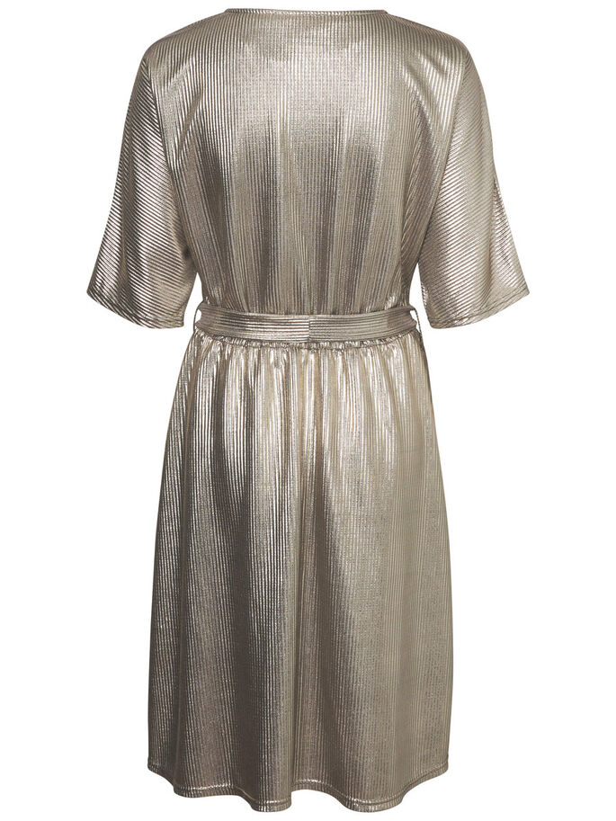 2/4-ÄRMELIGES KURZKLEID, Silver Mink, large