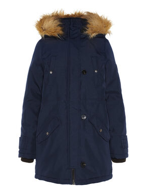 CASUAL PARKA COAT