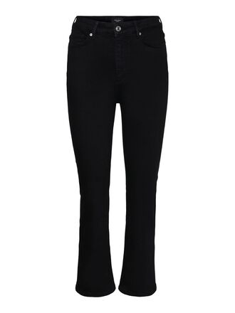 VMSTELLA HIGH WAISTED FLARED JEANS