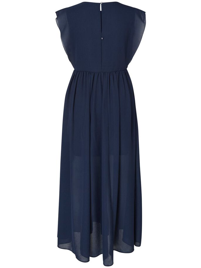 LONG DRESS, Navy Blazer, large