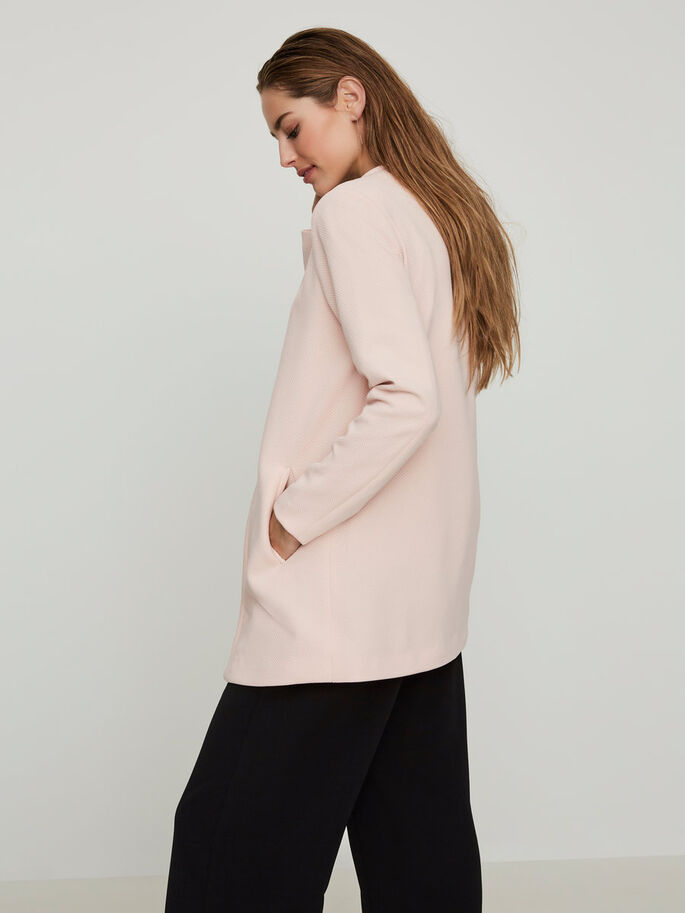 LANGE JACKE, Peach Whip, large
