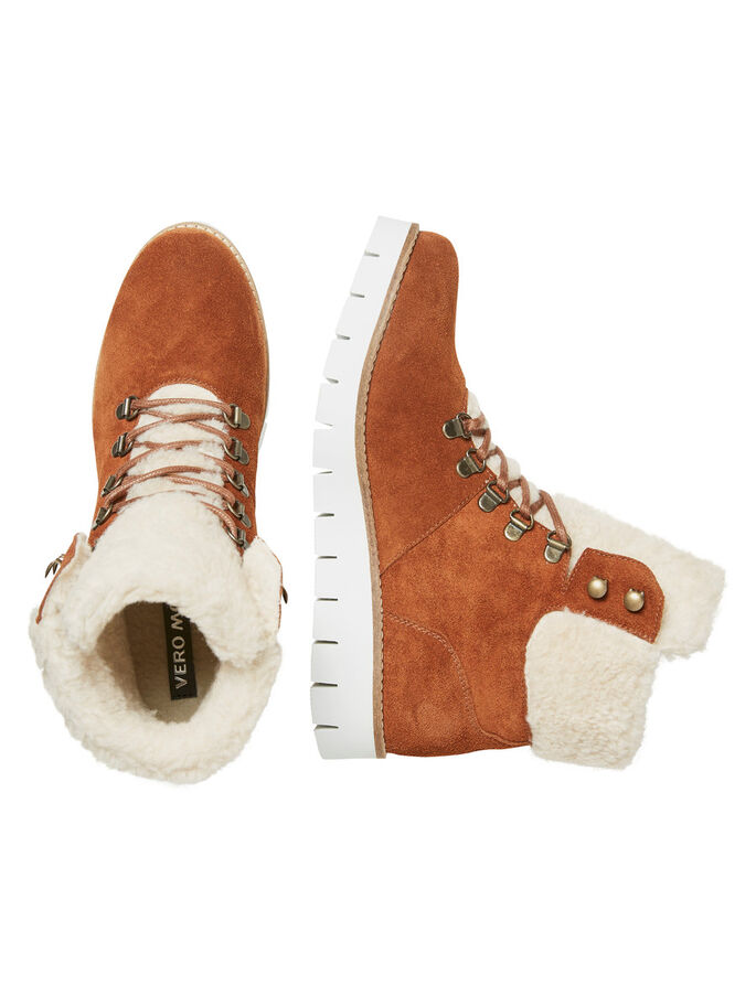 WINTER BOOTS, Cognac, large