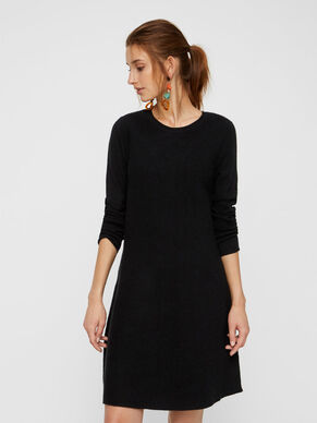 351c933f8b38 MANCHES LONGUES ROBE EN MAILLE. MANCHES LONGUES ROBE EN MAILLE. Vero Moda