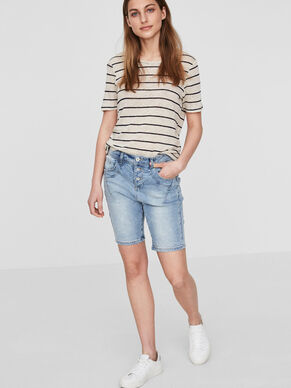 ANTIFIT LW DENIM SHORTS