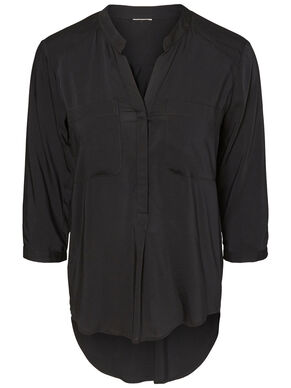 MANCHES 3/4 CHEMISE