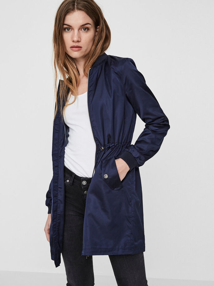Long spring jacket | VERO MODA