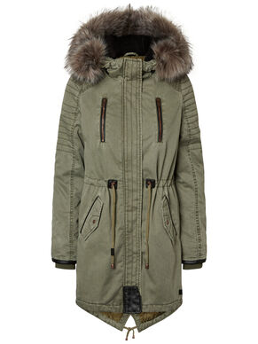 WATTIERTE WINTER- PARKA