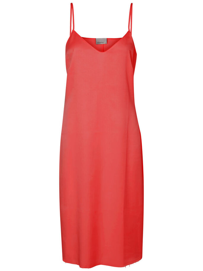 MM/VM ROBE SANS MANCHES, Hibiscus, large