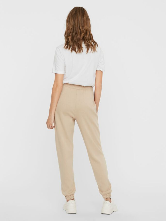 HIGH WAISTED TROUSERS, Nomad, large
