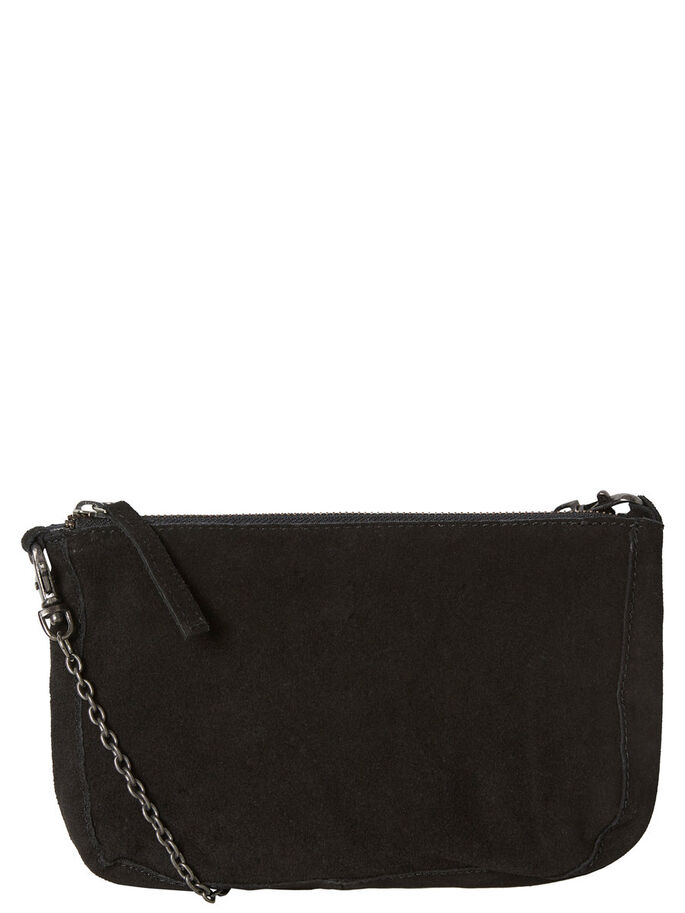 CROSS OVER BAG, Black, large