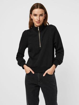 ZIPPER SWEATSHIRT