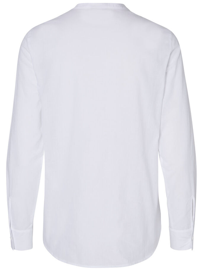 MM/VM LONG SLEEVED SHIRT, Snow White, large