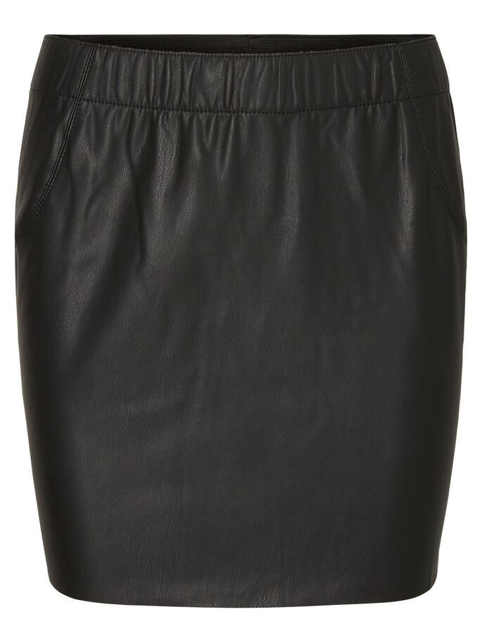 SHORT SKIRT, Black Beauty, large