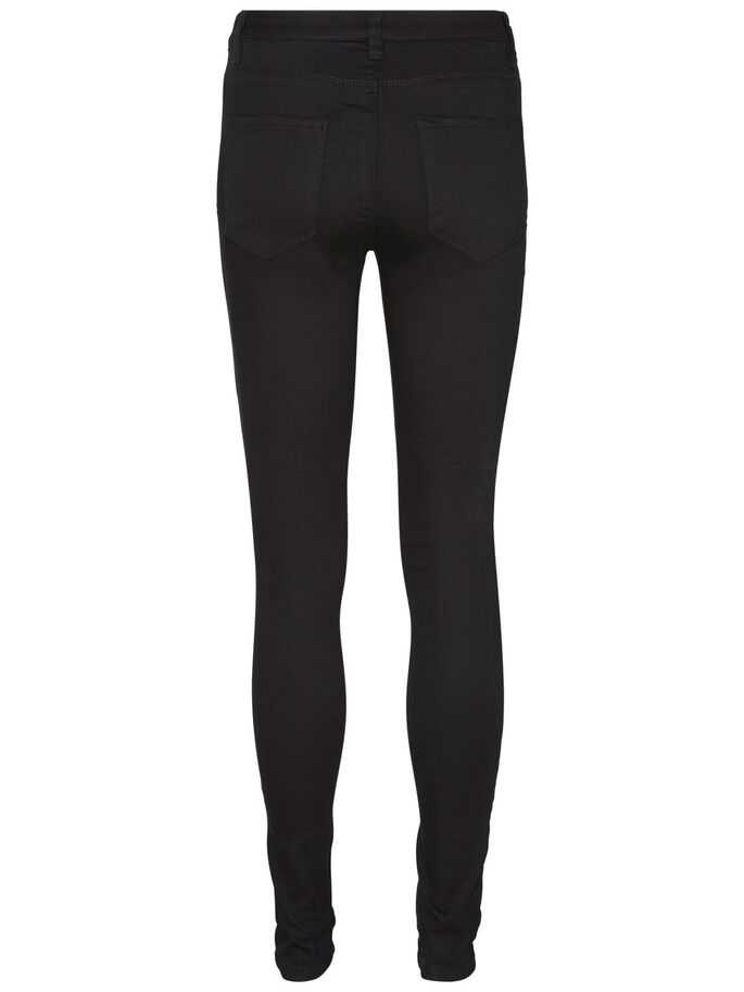 FLEX-IT NW JEGGINGS, Black, large