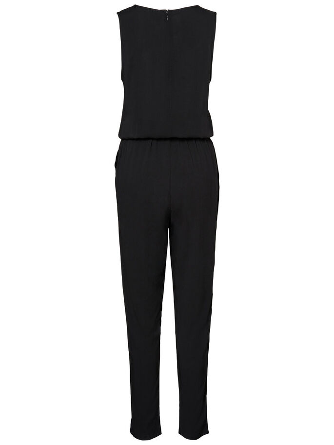 FEMININES JUMPSUIT, Black, large