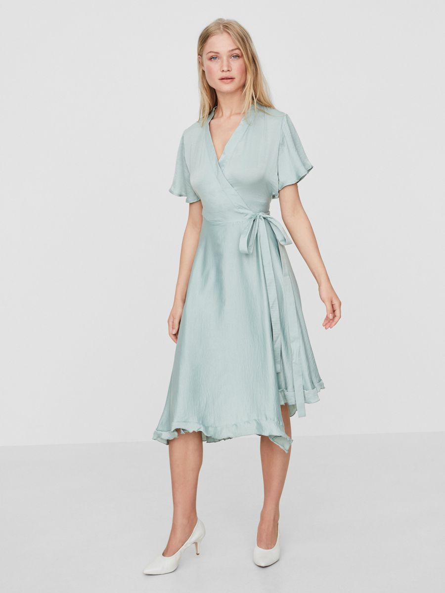 Wrap dress | VERO MODA